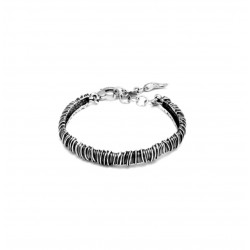 Bracelet STRING EARRINGS en argent 925, 19 cm